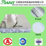 Metalized Polyester Film Laminate White PVC