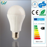 Plastic Plus Aluminum Bulb E27 15W A5 A65 LED Lighting