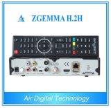 Satellite Finder Digital TV Receiver HD DVB S2 DVB T2 with Dual Core CPU Zgemma H. 2h
