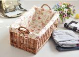 High Quality Handmade Storage Wicker Basket with Eco-Friendly (BC-ST1026)