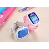 Waterproof Sos GPS Triple Positioning Wristband Smart Watch for Kids