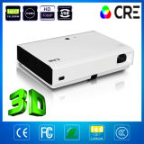Low Noise Laser Projector with HDMI, USB (X2500)
