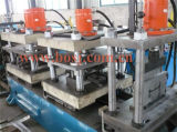 Steel Channel Perforated Cable Tray Roll Forming Production Machine Iran