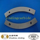 Cemented Carbide Cutting Tools in Bending Shape