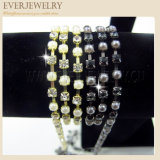 2016 New Fancy Cup Chain Peral and Rhinestone