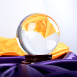 Clear K9 Optical Craft Crystal Sphere Ball