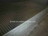Anti-Detonation/ Fireproof Board (Fiber Cement Board as core, perforated steel board)