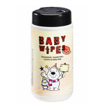 Baby Goods Hand Mouth Cleaning Wet Tissues