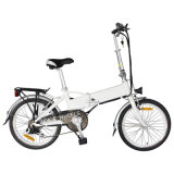 "250W 20"" Lithium Battery Folding E-Bike (TDE-039B)"