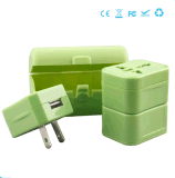 Multi-Functional Travel Adapter with USB Port
