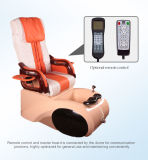 Professional Pedicure Massage Chair Resin Basin