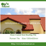 Stone Chips Coated Metal Roofing Sheet (Roman Type)