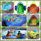 Padle Boats, Water Park Equipment Kids Hand Boat Pool Paddle Boat for Sale D4002