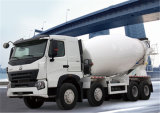 HOWO A7 8X4 12/14m3 Mixer Truck Zz1317n3267n1 Hot Sale
