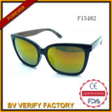 F15482 Plastic Fashion Cat Eye Sunglasses for Lady