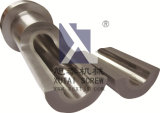 Bimetallic Twin Screw and Barrel for PE/PP/PVC Plastic Machine
