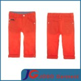 Kids Coloured Denim Pants Baby Girl Clothing (JC5180)