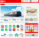 Shipping Logistics Freight From China to Finland