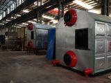 10t/Hr Szl Coal Fired Series Steam Boiler