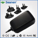 12 Watt AC Adaptor with Universal AC Plugs