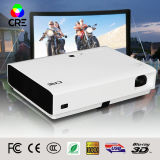 Multimedia Cheap Price 3D Projector with 3D Glasses WiFi Bluetooth Android