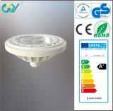 China COB AR111 10W GU10 G53 Dimmable LED Light
