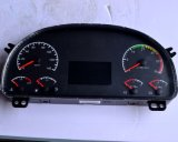 Truck Dashboard with Safety Belt