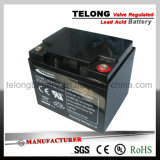 12V38ah Solar Power Battery for UPS, Solar Power System