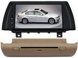 Two-DIN Car DVD Player GPS Navigator for BMW