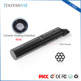Pure Taste Vpro 900mAh Ceramic Chamber Wax Vape Pen Cigarette Electronique