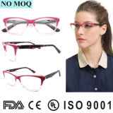 Fashion Trend Glasses Frame Handmade Acetate Eyewear Optical Glasses