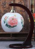 Antique Furniture Porcelain Desk Lamp