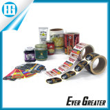 Best Price Custom PVC Vinyl Sticker Paper Rolls