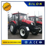 Yto Agricultural Wheeled Tractor, 90HP, 4WD Farm Tractor (YTO-X904)