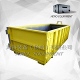 15m Yellow Standard Large Roll on Roll off Bins