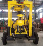 Borehole Drilling Machine and Drilling Rig for Underground Exploration