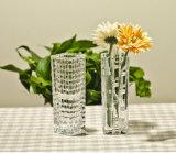 European Style Crystal Glass Flower Vase Decoration