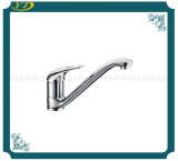 Hot Selling Deck Mounted Brass Body Bathroom Basin Faucet