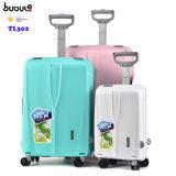 Bubule PP Popular 3 Piece Travel Luggage Suitcase Set Draw-Bar Box Set Lady Carry on Tl302