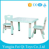 Macarons Color New Style Plastic School Student Desk for Children Classroom