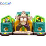 Commercial Cheap Inflatable Obstacle Game, Kids Inflatable Obstacle Castle