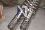 Extruder Parallel Double Screw and Cylinder