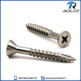 Marine Grade 316 Stainless Steel Decking Screw for Hardwood
