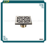 Elegant appearance Vintage Style Brass Floor Drain Waste Drainer