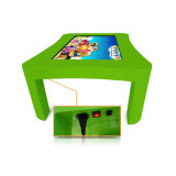 """Table Type 43"""" LCD Touch Screen Ad Player with Mini PC"""