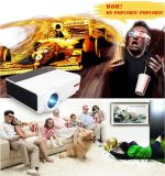 Yi-808A 3200 Lumens Business Education Meeting Full HD 3D Projector Beamer Android WiFi HDMI TV LED Projector