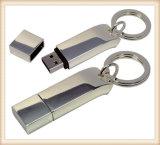 New Metal Keychain Stick Shaped 4GB USB Flash Drive (ED033)