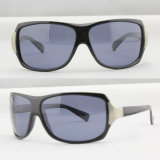 Fashion Polarized Designer UV Protected Sunglasses for Women (91025)