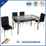 Popular Cheap Best Quality Glass Dining Table