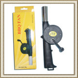 Outdoor Cooking Manual Crank Powered Barbecue Air Blower (CL2C-CD01A)